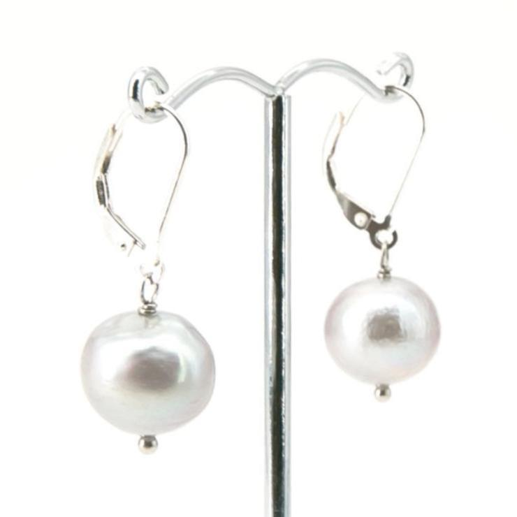 Baroque Freshwater Pearl Drop