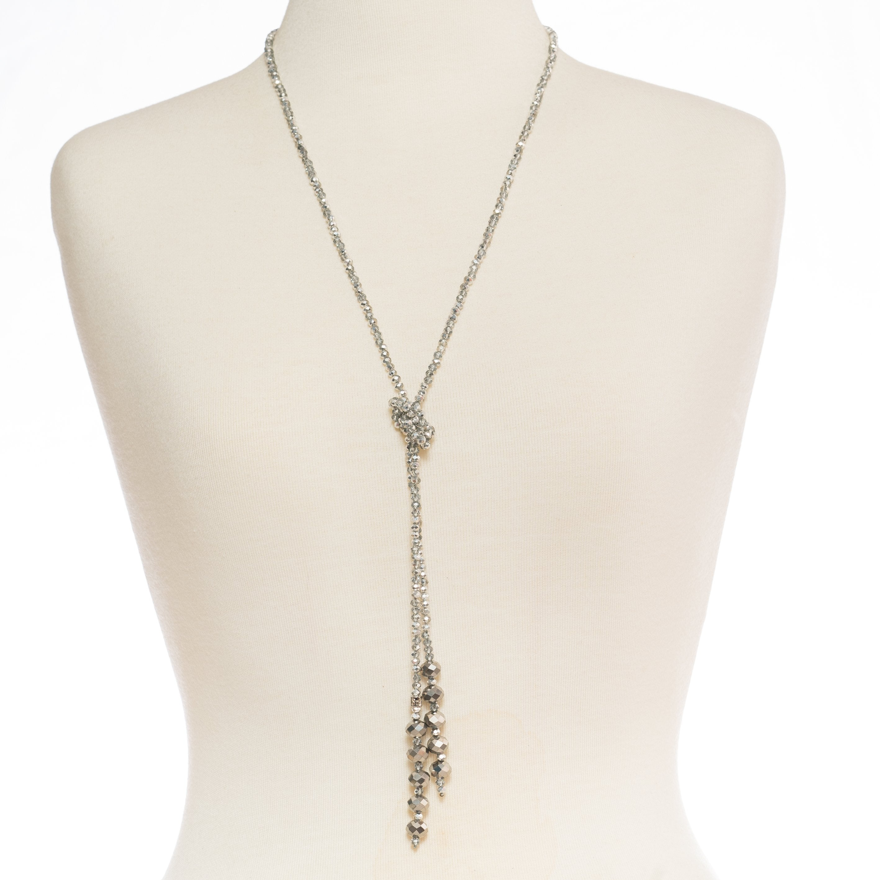 Dee Dee Crystal Lariat | Stones that Rock