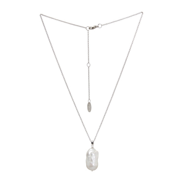 Remy Baroque Pearl Drop Pendant | Stones that Rock