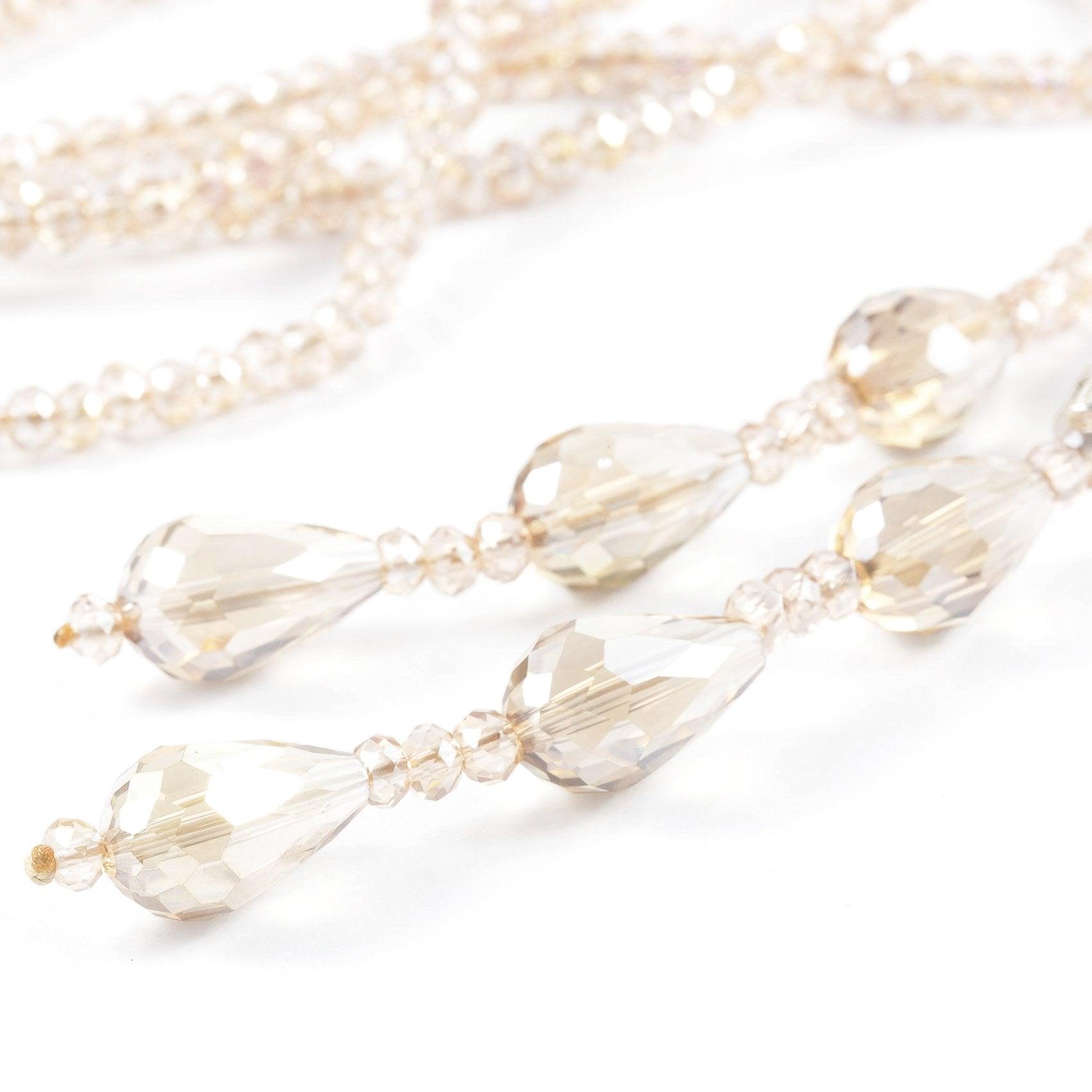 Rene Crystal Lariat | Stones That Rock