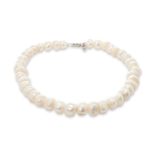 Grace Freshwater Pearl Short Necklace | Stones that Rock