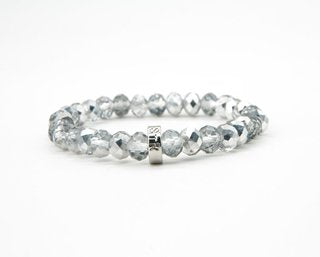 Four Piece Crystal Bracelet Set | Stones that Rock