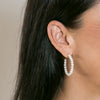 Polly Pearl Teardrop Earrings | Stones that Rock