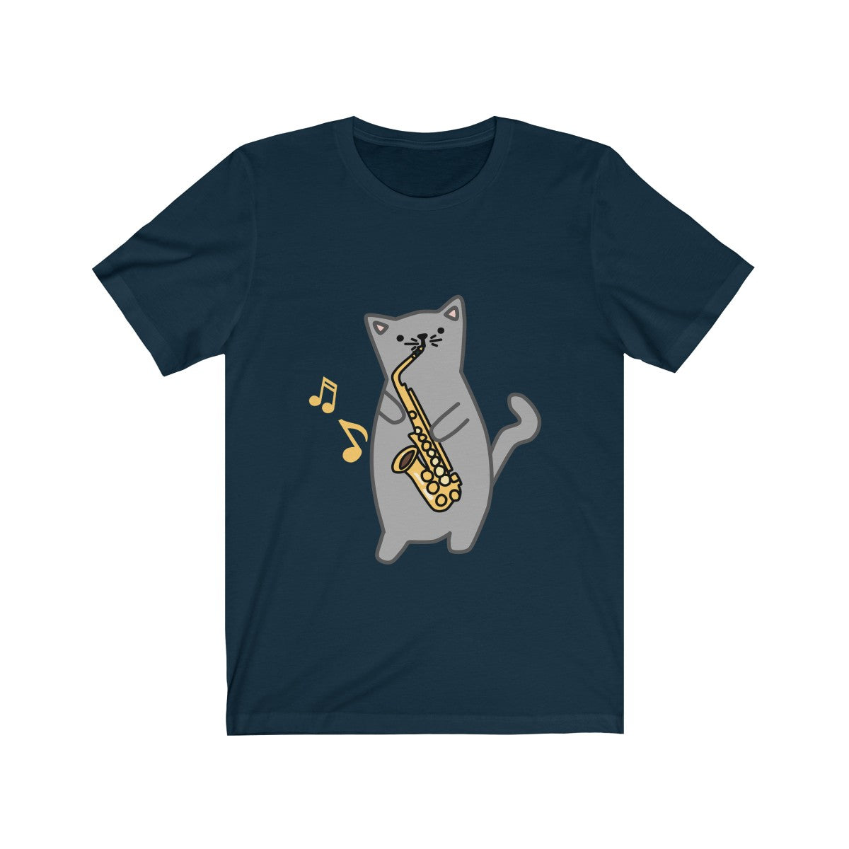 Jazz Lover Gift Idea - Unisex Jersey Short Sleeve Tee