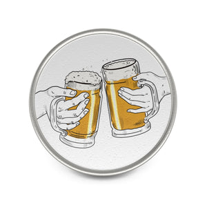 Enamel pins for beer lovers for gifts