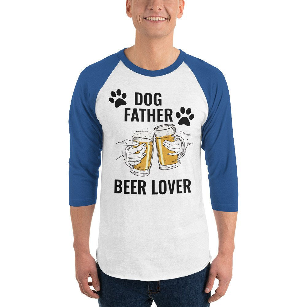Beer Lover / Dog Father digital file download Hi Resolution PNG transparent background