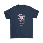 Groom 2018 Party T Shirt Unisex T Shirt Navy - Gift Ideas - Familymily.com