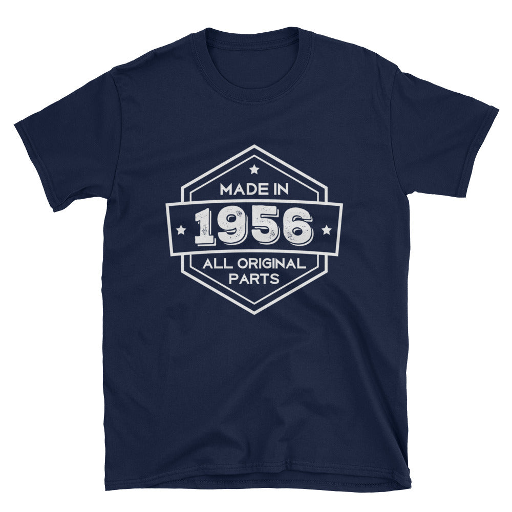 Made in 1956 - 62nd Birthday Gift Unisex T-Shirt