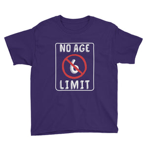 No Age Limit - 6th Birthday Shirt For Boys