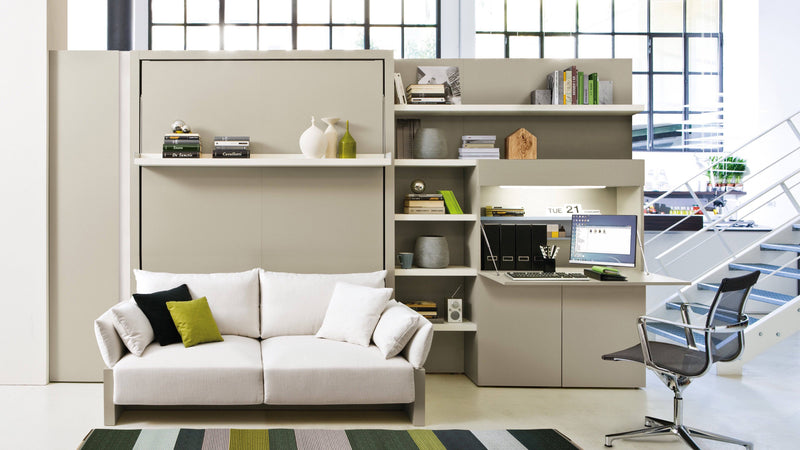 Home office - Bonbon Compact Living