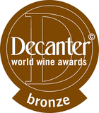 "Médaille Bronze au ""Decanter World Wine Awards"""