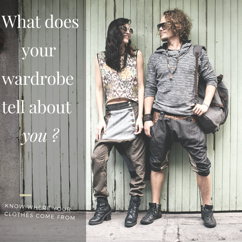 What does your wardrobe tell about you?