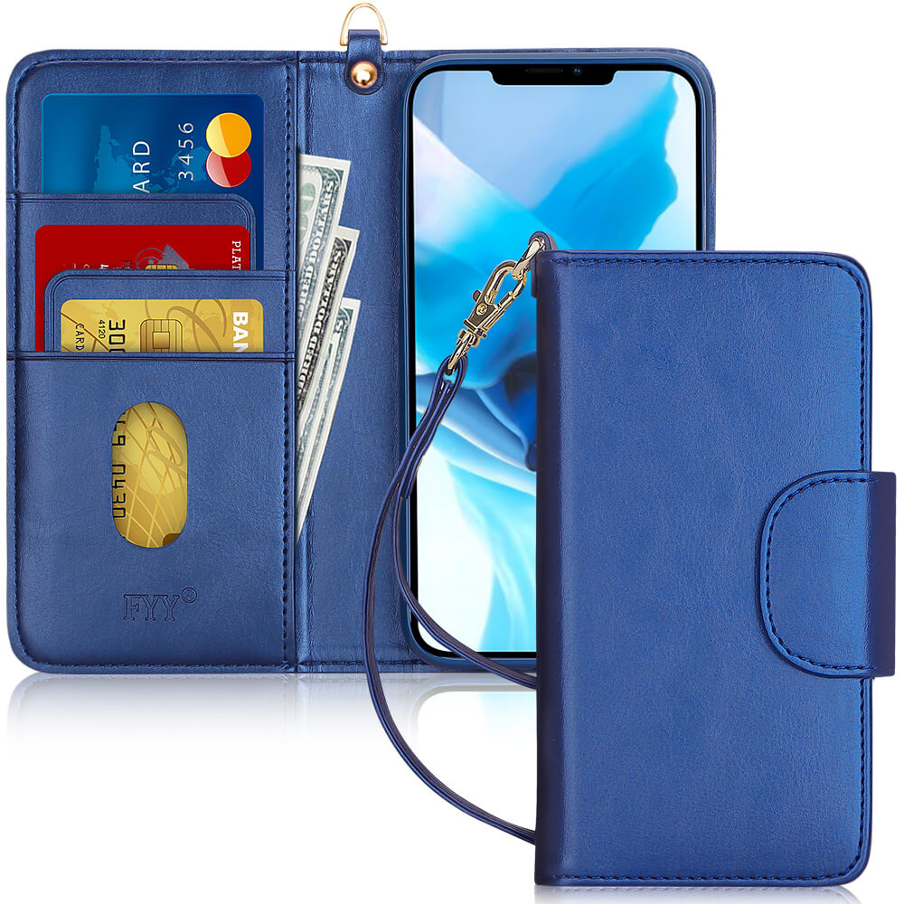 Wallet Case for iPhone 12 Pro Max 6.7''