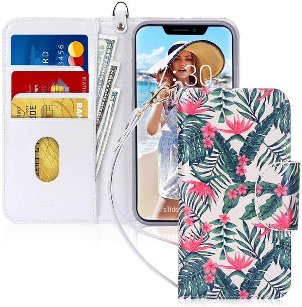 Flowery Case for iPhone 11