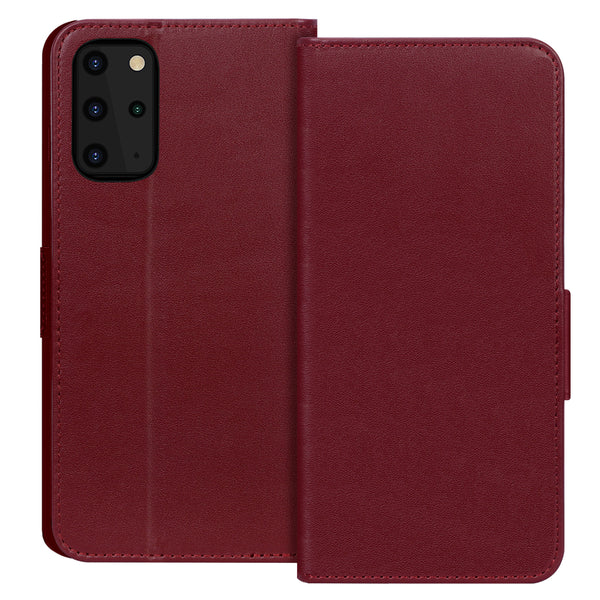Genuine Leather Case for Galaxy S20 Plus 5G 6.7""