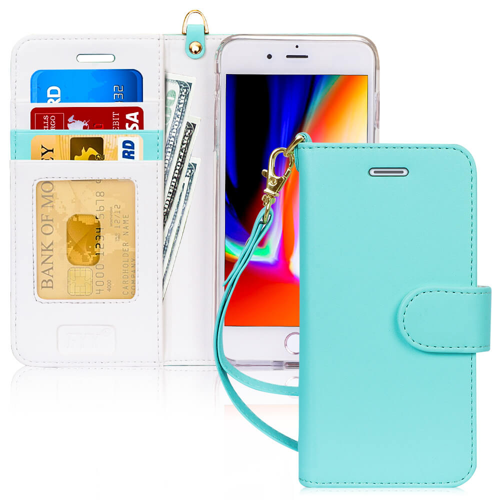 Pu Leather Case for iPhone 8/7 Plus