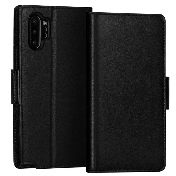 [Genuine Leather] Samsung Galaxy Note 10+ Plus Case | fyystore