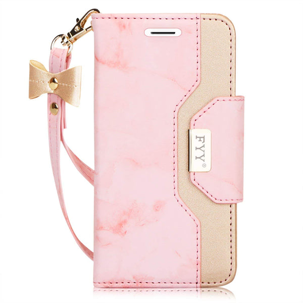 PU Leather Wallet Case for iPhone 7 Plus/8 Plus | fyystore