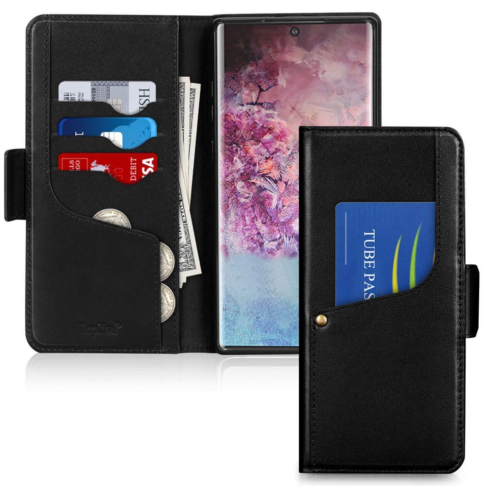 Galaxy Note 10 Plus Genuine Leather Case