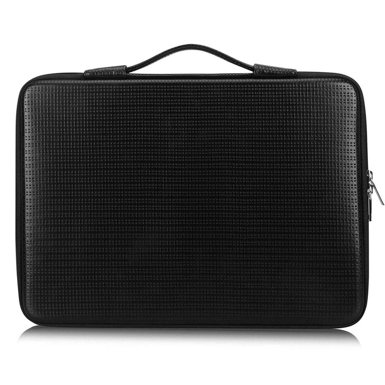 "FYY 12""-13.3"" Laptop Sleeve Waterproof Briefcase Handbag Case with Inner Tuck net fits All 12-13.3 inches Laptop, Notebook, MacBook Air/Pro, Tablet, iPad"