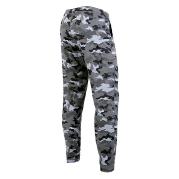 BN3TH PJ LONG  HEATHER CAMO BLACK