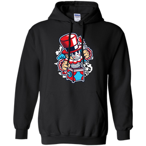 Jack in The Box Killer Hoodie