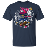 Player Parody Gaming Skateboarder T-Shirt