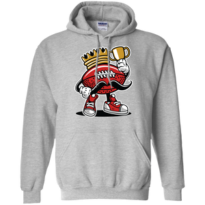 The Football King Hoodie