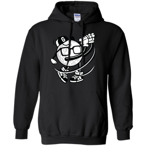 Golf is Life Cartoon Hoodie