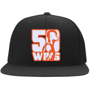 50 Wins Money Mayweather the Legend Flexfit Cap