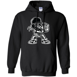 Street Fighter Boxing Gangster Cartoon Hoodie
