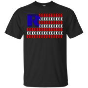 United States of Reeeeee Kekistan Meme T-Shirt