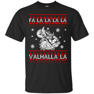 Viking Valhalla Christmas T-Shirt