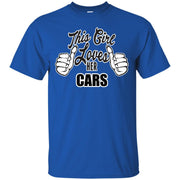 This Girl Loves Her Cars T-Shirt
