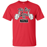 This Girl Loves Her Nana T-Shirt