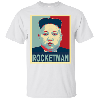 Rocketman vs Dotard Meme Kim Jung Un / Trump T-Shirt