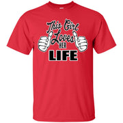 This Girl Loves Life T-Shirt