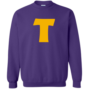 Token's Purple 'T'  Sweatshirt