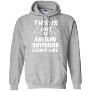 This is What an Awesome Boyfriend Looks Like Hoodie