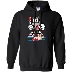 Natural Born Gamer Killer Hoodie