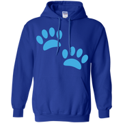 Paw Prints Love Dogs or Cats Hoodie