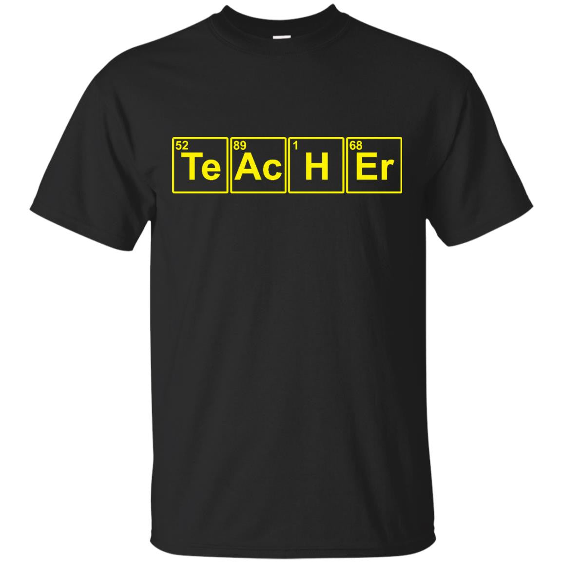 Science Teacher Periodic Table T-Shirt
