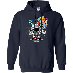 Spaceman Party Hoodie