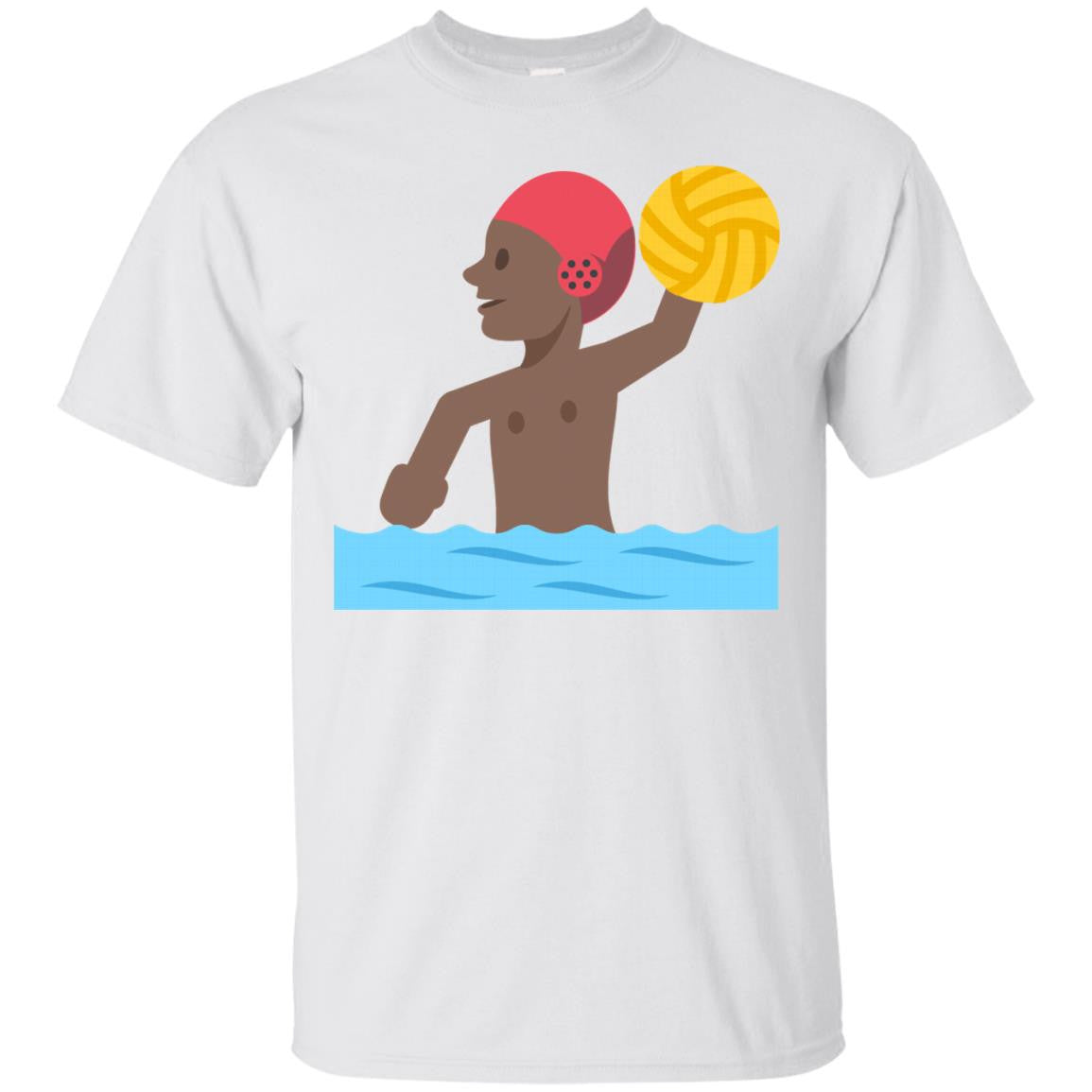 Water Polo Emoji T-Shirt