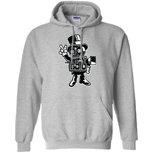 Old School Movie Maker Hoodie