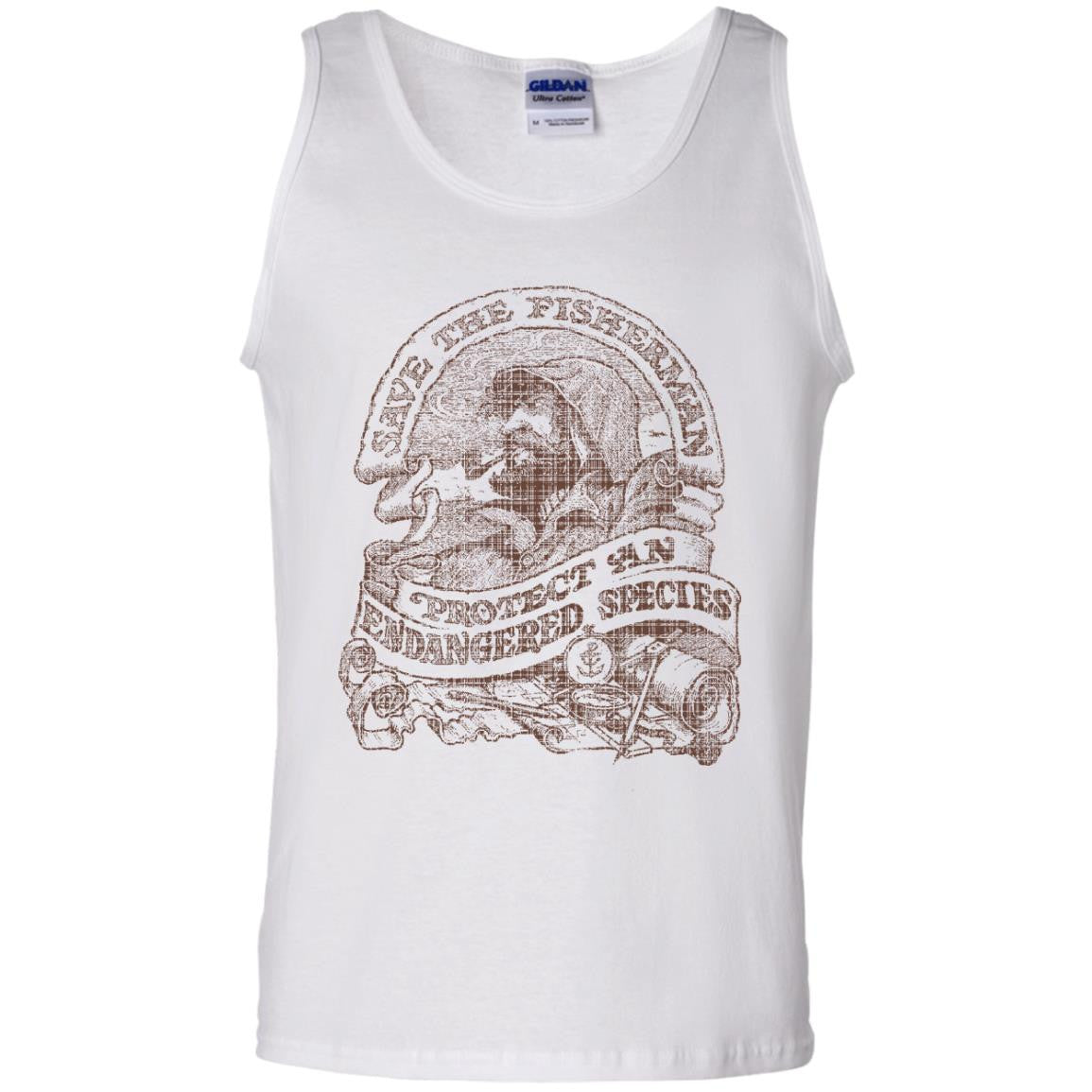 Save a Fisherman Tank Top