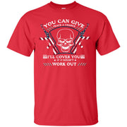 You Can Give Peace a Chance. I'l Cover You When it Doesn't Work Out T-Shirt
