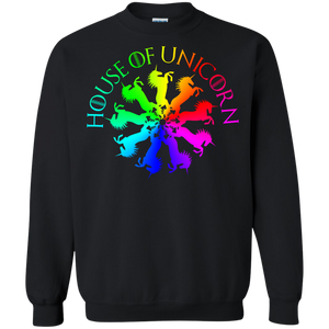 House Of Unicorn - Throne Games Parody Sweatshirt