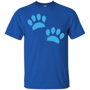Paw Prints Love Dogs or Cats T-Shirt