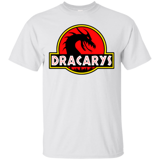 Dracarys Mother of Dragons Park Jurassic Parody T-Shirt
